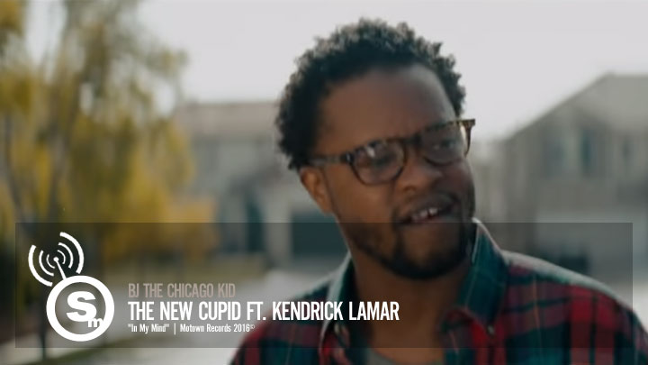 BJ the Chicago Kid - The New Cupid ft. Kendrick Lamar