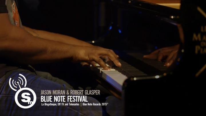 Jason Moran & Robert Glasper - Blue Note Festival