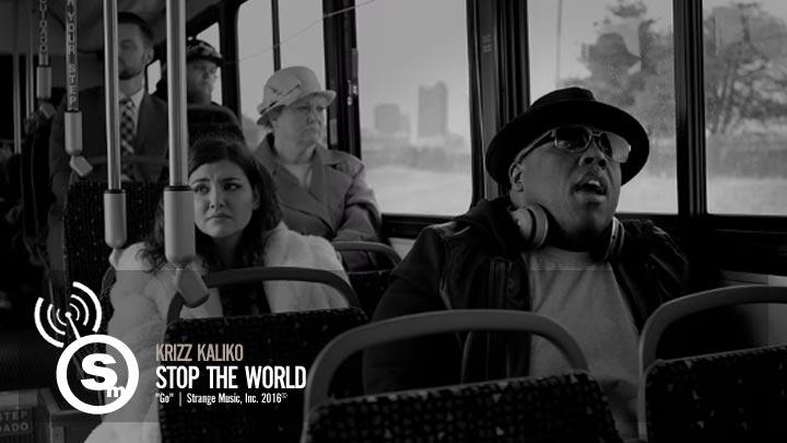 Krizz Kaliko - Stop the World