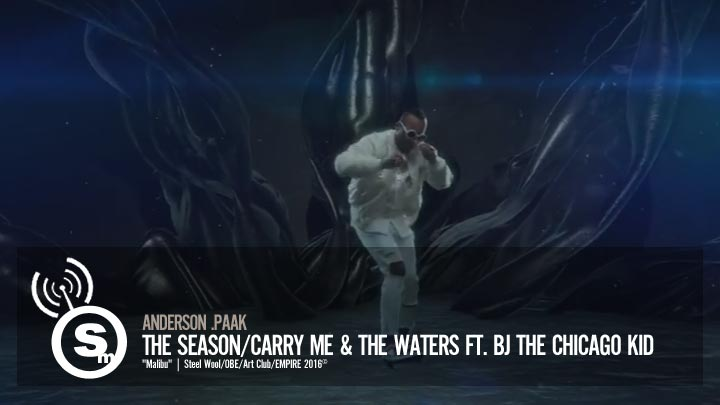 Anderson .Paak - The Season/Carry Me/The Waters