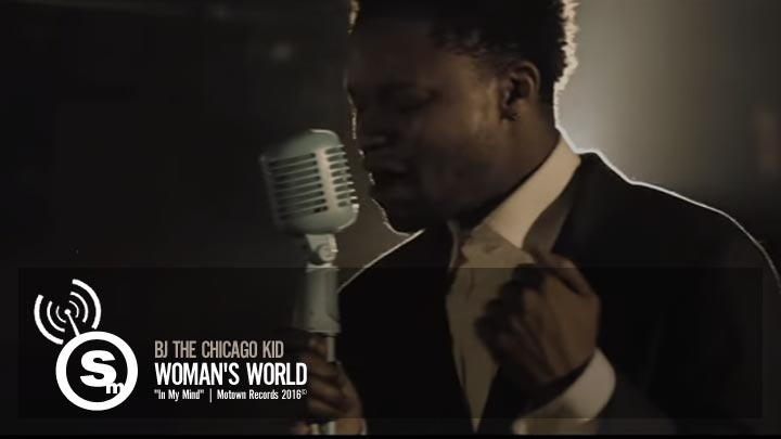 BJ The Chicago Kid - Woman's World
