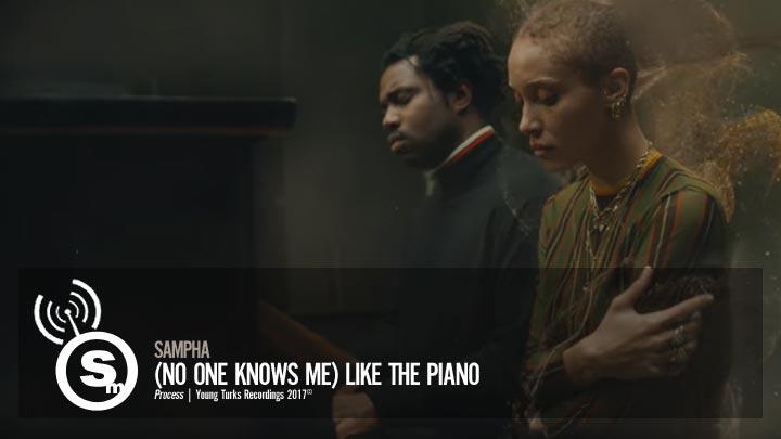 Sampha - (No One Knows Me) Like The Piano