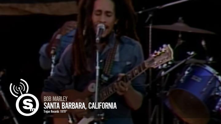 Bob Marley - Santa Barbara
