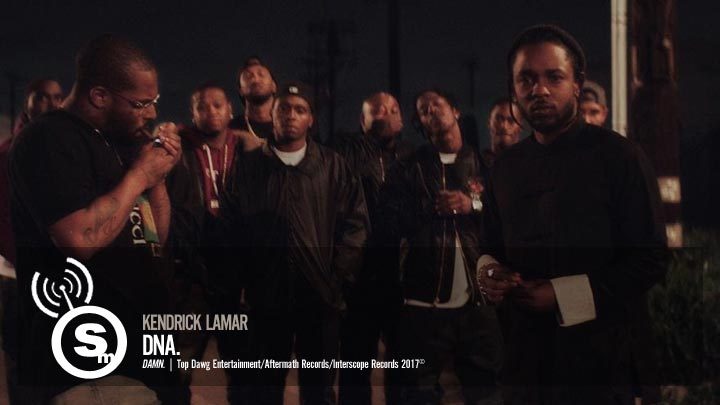 Kendrick Lamar - DNA  - Hiphop