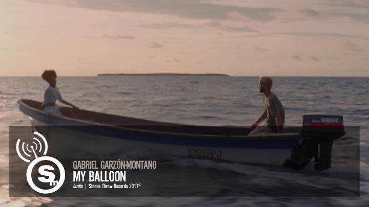 Gabriel Garzón-Montano - My Balloon