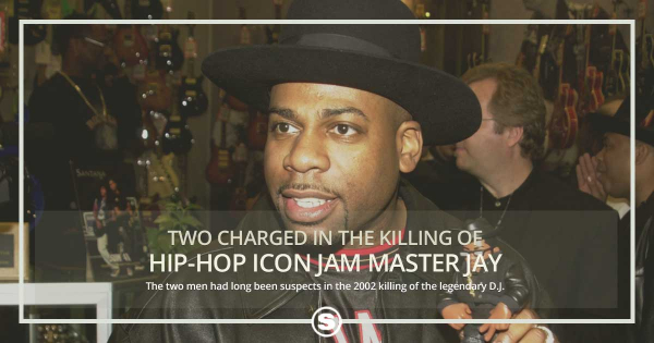 Two Charged in The Killing of Jam Master Jay