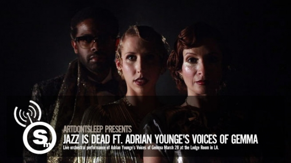Jazz Is Dead in LA with Adrian Younge's Voices of Gemma