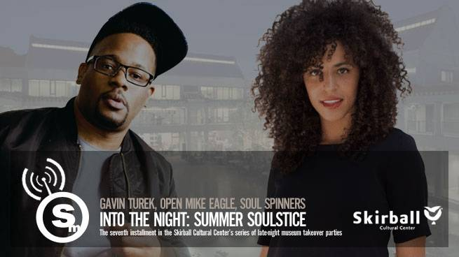 Into the Night: Summer SOULstice at The Skirball Cultural Center