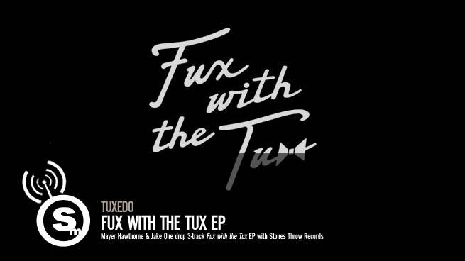 "Tuxedo drop ""Fux with the Tux"" EP"