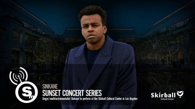 Sinkane Coming to Sunset Concerts at The Skirball