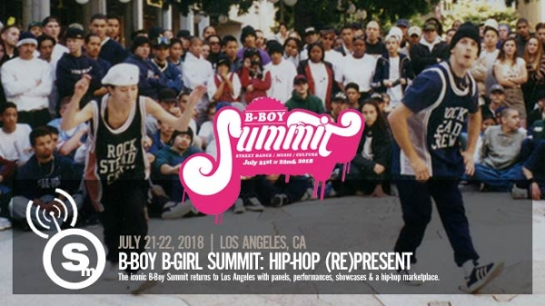 B-Boy B-Girl Summit: Hip-Hop (Re)Present