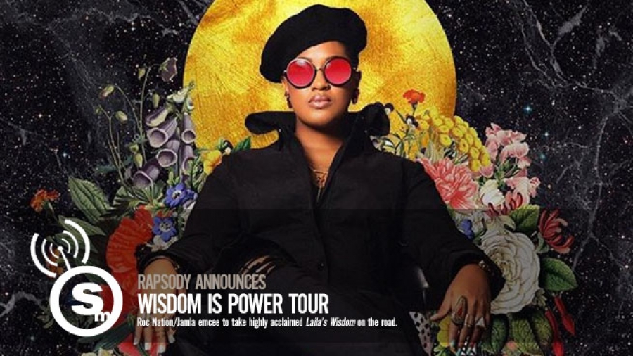Rapsody Announces Wisdom Is Power Tour