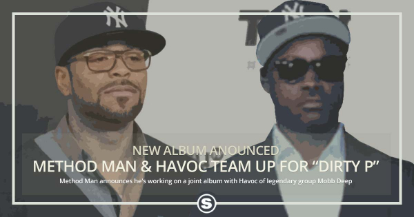 Method Man Announces Joint Album With Havoc