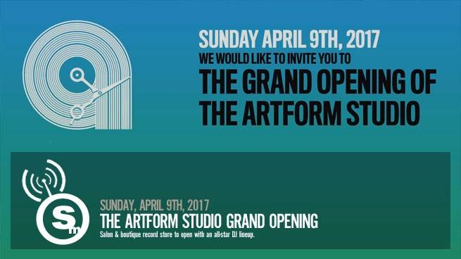 Opening of The Artform Studio Has a Star-Studded DJ Lineup