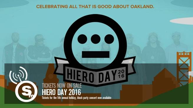 Hiero Day 2016 Tickets Now Available